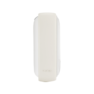 Leather Sleeve IQOS 3 - Cream, Cream, large