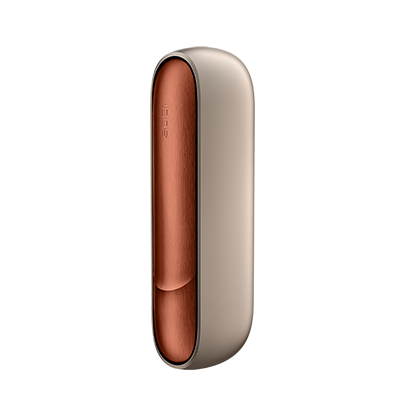 IQOS 3 DUO Aluminum Door Cover - Copper (Peninsula and Balearics), COPPER, large