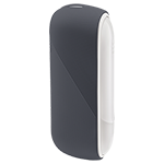 Silicone Sleeve IQOS 3 - Dark Pewter (Peninsula and Balearic Islands), Dark Pewter, medium