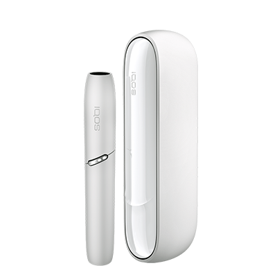 IQOS 3 DUO Kit - White (Peninsula and Balearics), WHITE, large