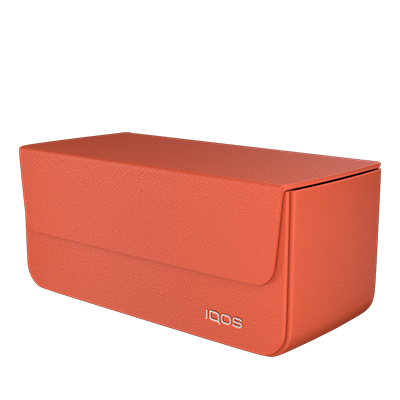 IQOS Carry Case Tiger Lily, Tiger Lily, large