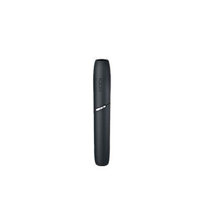IQOS 3 DUO Holder - Black (Canary Islands), Black, medium