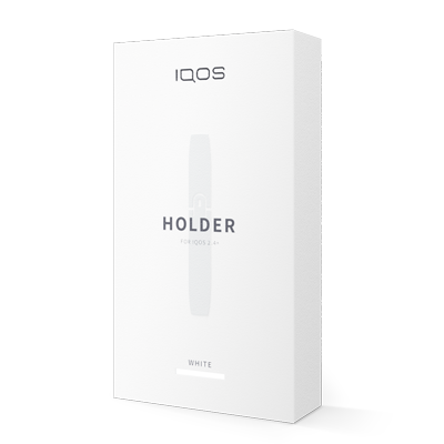 IQOS 2.4 Plus Holder White (Peninsula and Balearic Islands), White, large