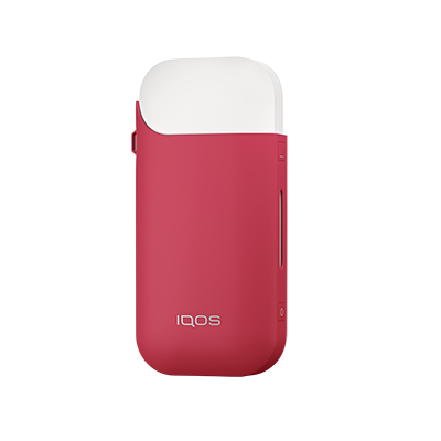 Sleeve IQOS 2.4 Plus - Red (Peninsula and Balearic Islands), Red, large
