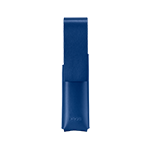 Leather Pouch IQOS 3 MULTI - Royal blue, Royal blue, medium