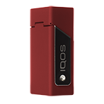 IQOS Clip-on Tray Red, Red, medium