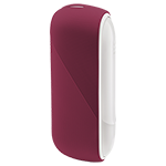 Silicone Sleeve IQOS 3 - Scarlet (Peninsula and Balearic Islands), Scarlet, medium