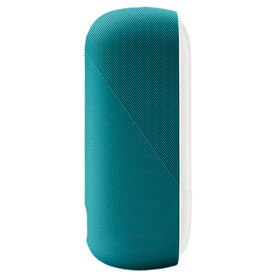 Silicone Sleeve IQOS 3 - Teal Green (Peninsula and Balearic Islands), Teal Green, large