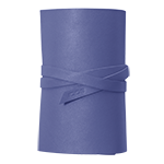 Leather Roll IQOS 2.4 Plus - Periwinkle (Canary Islands), Periwinkle, medium