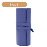 Leather Roll IQOS 2.4 Plus - Periwinkle (Peninsula and Balearic Islands), Periwinkle, medium