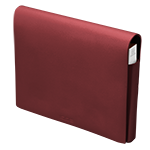 IQOS 2.4 Plus Leather Wallet (medium) Red (Peninsula and Balearic Islands), Red, medium