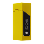 Clip-On Tray IQOS - Yellow (Peninsula and Balearic Islands), Yellow, medium