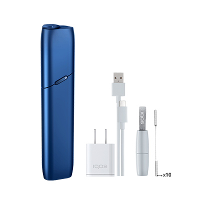 IQOS 3 MULTI Kit - Blue (Canary Islands), Stellar Blue, large