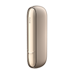 Door cover IQOS 3 - Gold, Gold, medium