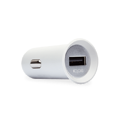 IQOS Car Charger - White (Peninsula and Balearic Islands), White, large