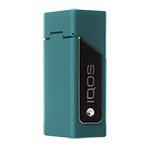 IQOS Clip-on Tray Turquoise, Turquoise, medium