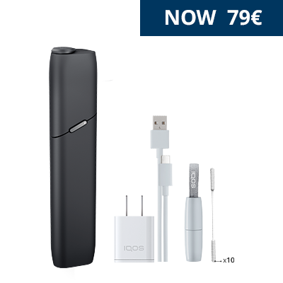 IQOS 3 MULTI Kit - Black (Peninsula and Balearics), Black, large