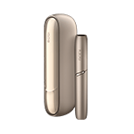 IQOS 3 Kit - Gold (Peninsula and Balearics), Brilliant Gold, medium