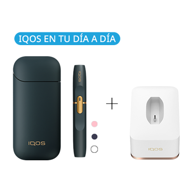 Pack: IQOS 2.4 Plus Kit + Single Charging Dock 2.4 Plus (Canary Islands), , medium