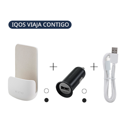 Pack:  Car mount IQOS 3 + IQOS Car Charger + IQOS 3 USB Cable (Canary Islands), , medium