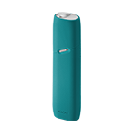 Silicone Sleeve IQOS 3 Multi - Teal green (Peninsula and Balearic Islands), Teal Green, medium