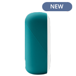 Silicone sleeve IQOS 3, Teal Green, medium