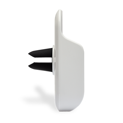 Car Mount - White, White, large