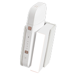 Leather Clip IQOS 2.4 Plus - Cream (Peninsula and Balearic Islands), Cream, medium