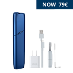 IQOS 3 MULTI Kit - Blue (Peninsula and Balearics), Stellar Blue, medium