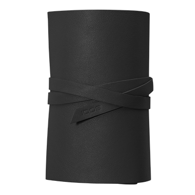 Leather Roll IQOS 2.4 Plus - Black (Peninsula and Balearic Islands), Black, medium