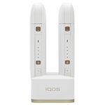 IQOS Dual Charging Dock White, White, medium