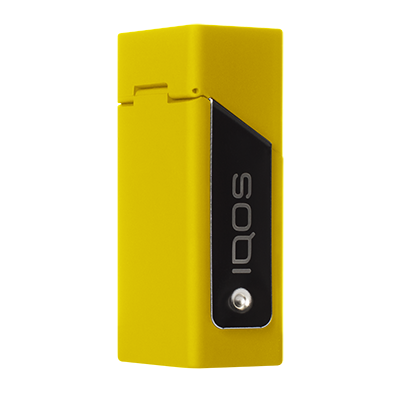 IQOS Clip-on Tray Yellow, Yellow, large