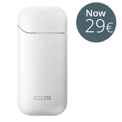 IQOS 2.4 Plus Pocket Charger White (Peninsula and Balearic Islands), White, large