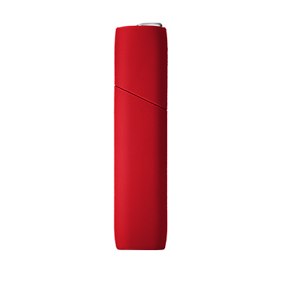 Silicone Sleeve IQOS 3 - Scarlet, Scarlet, large