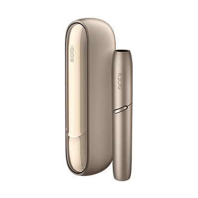 IQOS 3 Kit - Gold, Brilliant Gold, large