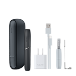 IQOS 3 Kit - Black (Peninsula and Balearics), Black, medium