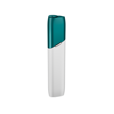 Cap IQOS 3 Multi - Electric Teal (Canary Islands), Electric Teal, large