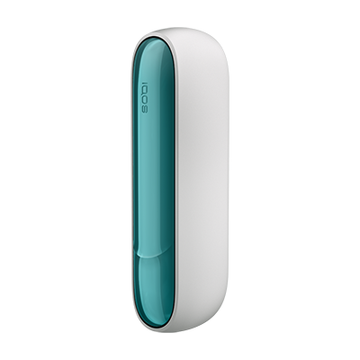 Door cover IQOS 3 - Electric Teal  (Peninsula and Balearic Islands), Electric Teal, large