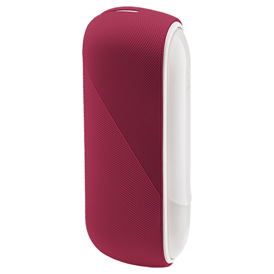 Silicone Sleeve IQOS 3 - Scarlet (Peninsula and Balearic Islands), Scarlet, large