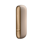 IQOS 3 DUO Aluminum Door Cover - Gold (Peninsula and Balearics), GOLD, medium