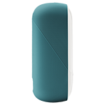 Silicone Sleeve IQOS 3 - Teal Green (Peninsula and Balearic Islands), Teal Green, medium