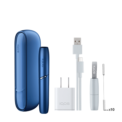 IQOS 3 Kit - Blue (Peninsula and Balearics), Blue, large