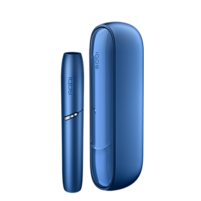 IQOS 3 DUO Kit - Blue (Canary Islands), BLUE, large