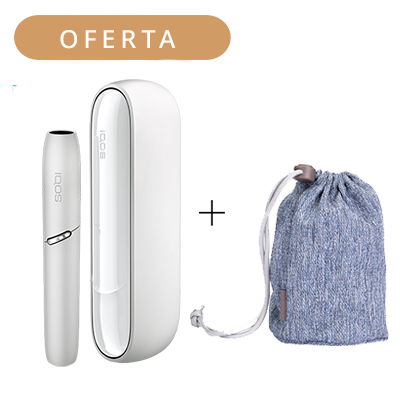 Pack: Kit IQOS 3 DUO + Funda de tela (Península y Baleares), , medium