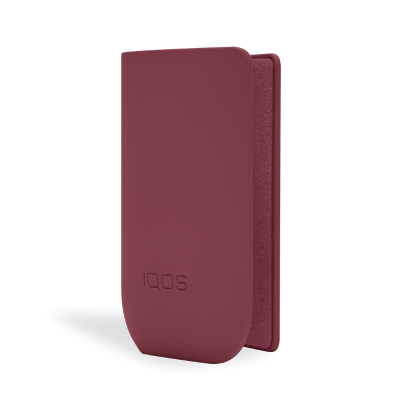 Plastic Clip IQOS 2.4 Plus - Crimson (Peninsula and Balearic Islands), Crimson, large