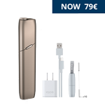 IQOS 3 MULTI Kit - Brilliant Gold (Peninsula and Balearics), Brilliant Gold, medium