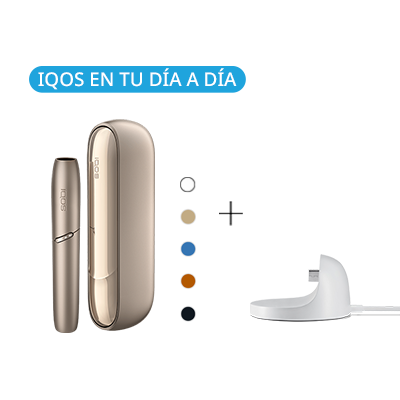 Pack: IQOS 3 DUO Kit + Charging dock IQOS 3 (Canary Islands), , medium