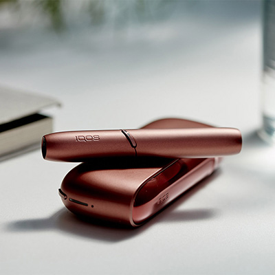 IQOS 3 DUO Kit - Copper (Peninsula and Balearics), COPPER, large