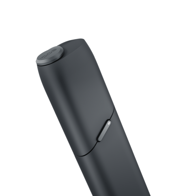 IQOS 3 MULTI Holder - Black, Black, large