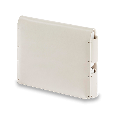 Leather Folio IQOS 3 - Cream (Peninsula and Balearic Islands), Cream, large